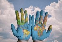 地球環境問題を解決する方法の写真