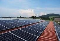 自然エネルギー100%の世界の写真