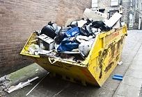 日本のゴミ問題の写真