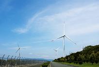 枯渇エネルギーの問題点と将来性についてと再生可能エネルギーについての写真