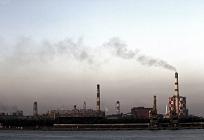 石炭と大気汚染の写真