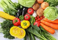 野菜を食べて地球環境を守るの写真