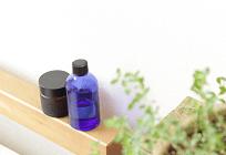 化粧品と環境の写真
