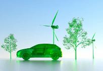 環境に良い自動車とは?の写真